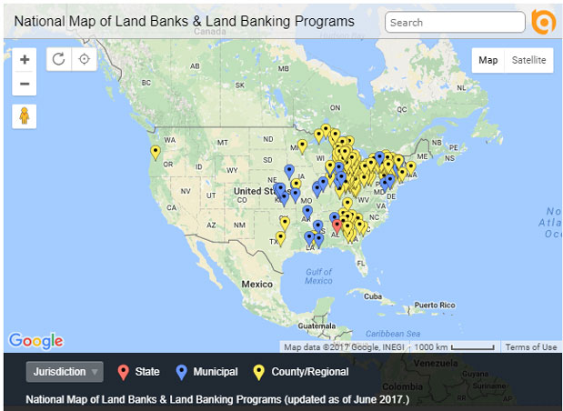 National Land Banks